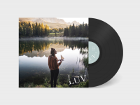 LUV Vinyl LP 12'' black